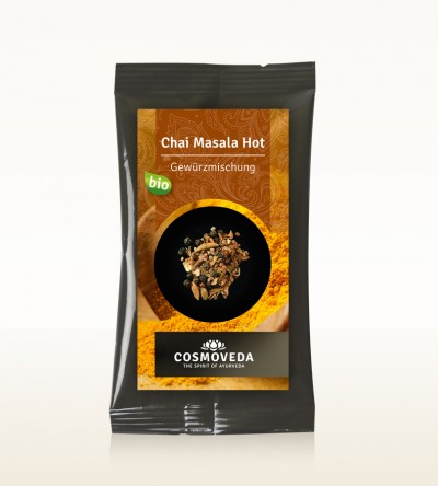 Organic Chai Masala hot 10g