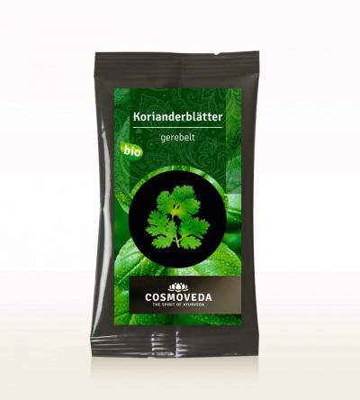 Organic Coriander Leaves, shredded (bag) 5g