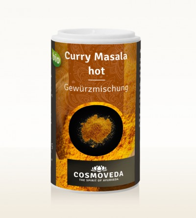 BIO Curry Masala hot 25g