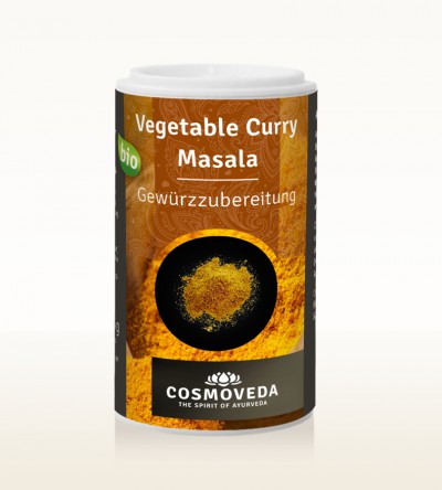Organic Vegetable Curry Masala 25g