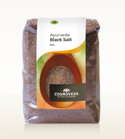 Ayurveda Black Salt 500g