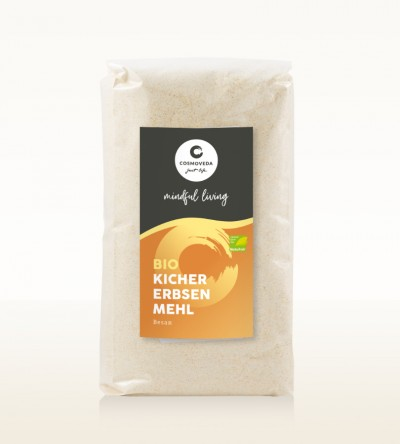 Organic Besan chickpea flour 400g