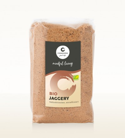 Organic Jaggery Whole Cane Sugar 400g