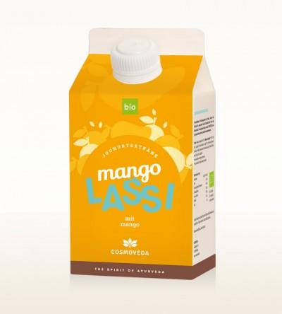 Organic Mango Lassi 500ml