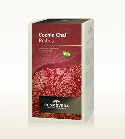 Organic Cochin Chai 20x1,5g