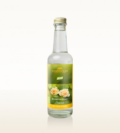Organic Rose Water 250ml