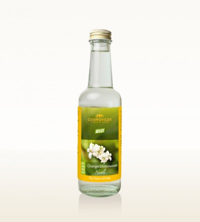 Organic Orange Blossom Water 250ml
