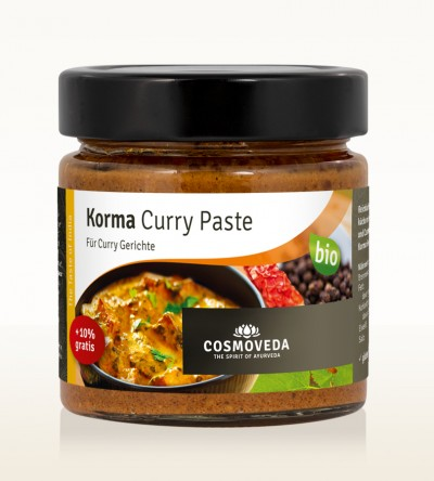 Organic Korma Curry Paste 175g