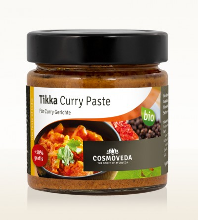 BIO Tikka Curry Paste 175g