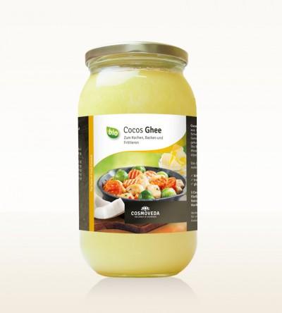 Organic Coconut Ghee 900g