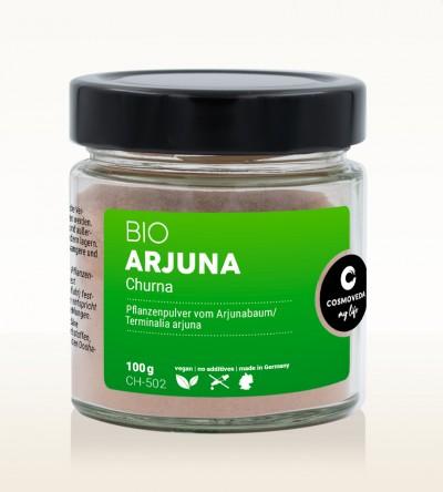 Organic Arjuna Churna 100g