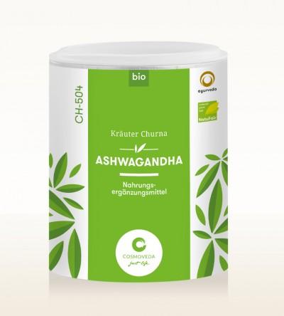 Organic Ashwagandha Churna 100g