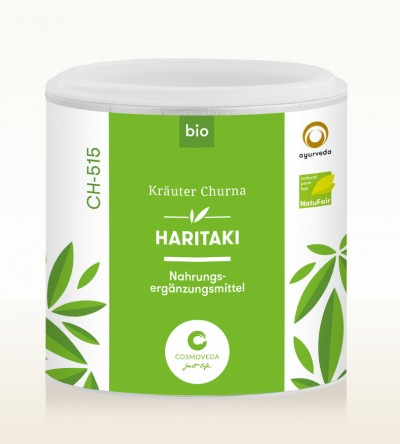 Organic Haritaki Churna 100g