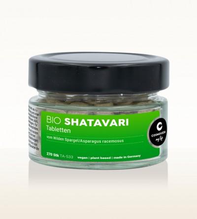 BIO Shatavari Tabletten 60g
