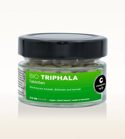 Organic Triphala Tablets 60g