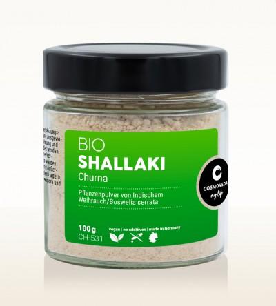 Organic Shallaki Churna 100g