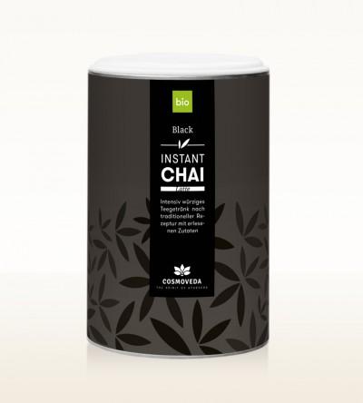 Organic Instant Chai Latte - Black 200g