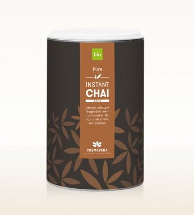 Organic Instant Chai Latte - Pure 200g