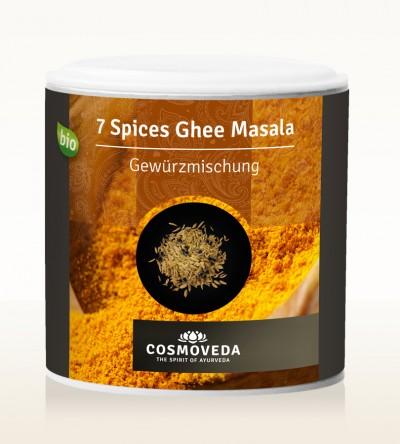 BIO 7 Spices Ghee Masala 90g