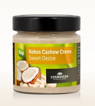 Organic Cocos Cashew Cream Sweet Desire 185g