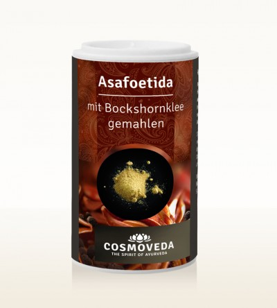 Asafoetida Fair Trade 33g