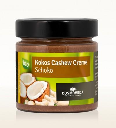 BIO Kokos Cashew Creme Schoko 185g