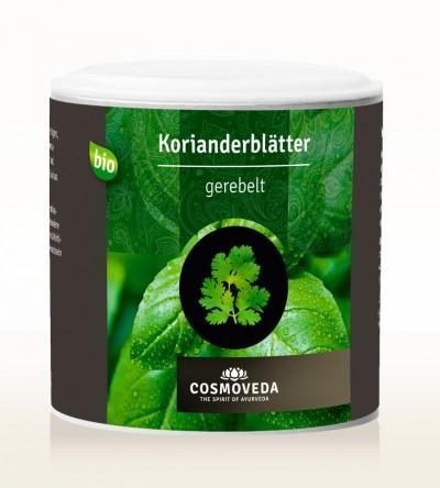 Organic Coriander Leaves, shredded 18g