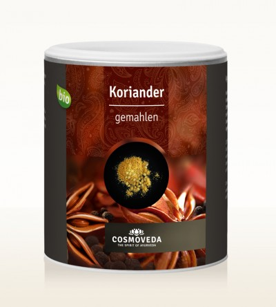 Organic Coriander ground 250g