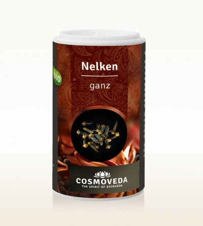 Organic Cloves whole 25g