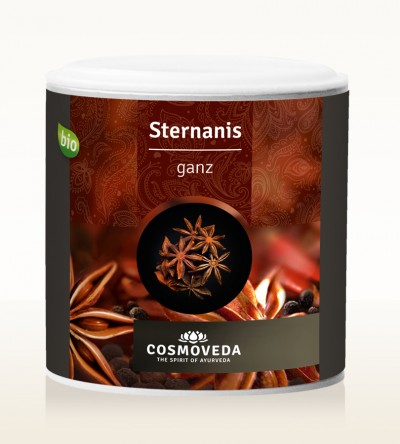 Organic Star anise whole 45g