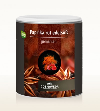 Organic Paprika sweet ground 300g