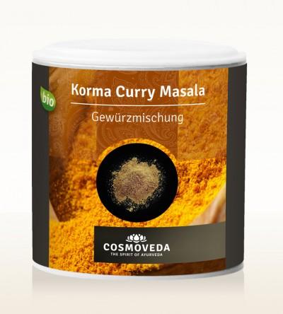 Organic Korma Curry Masala 80g