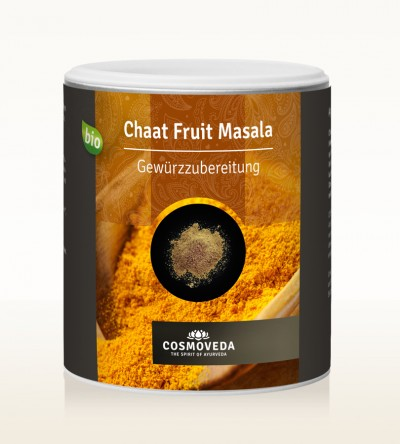 Organic Chaat Fruit Masala 250g