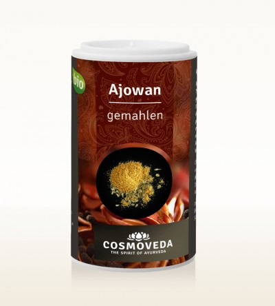 Organic Ajowan ground 25g