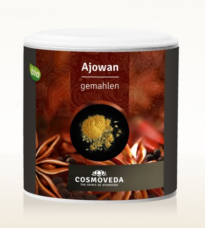 Organic Ajowan ground 80g