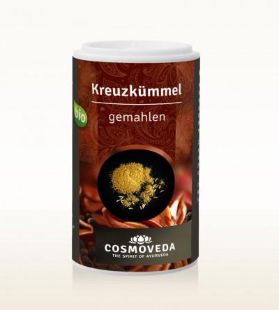 Organic Cumin ground (can) 25g
