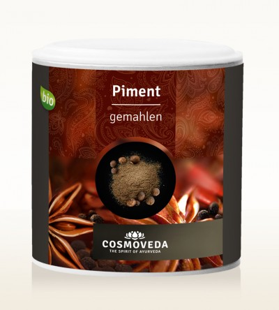 Organic Allspice ground 80g