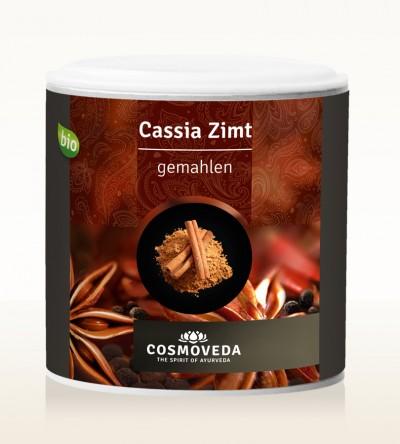 Organic Cinnamon Cassia ground 90g