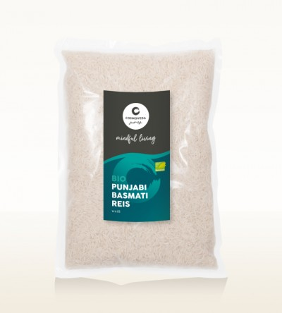 BIO Punjabi Basmati Reis weiß 1kg