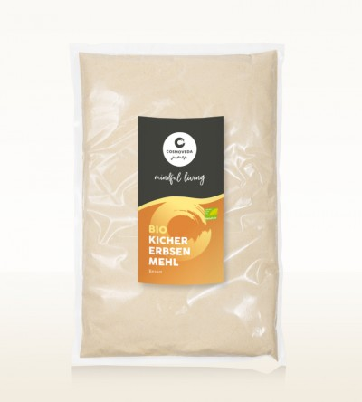 Organic Besan chickpea flour 1kg