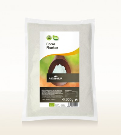 Organic Coconut Flakes 500g