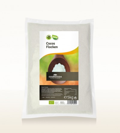 Organic Coconut Flakes 5kg