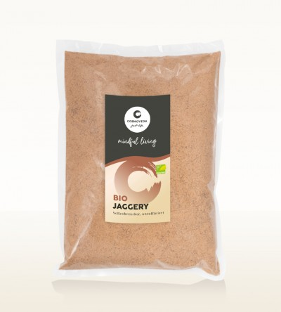 Organic Jaggery Whole Cane Sugar 2,5kg