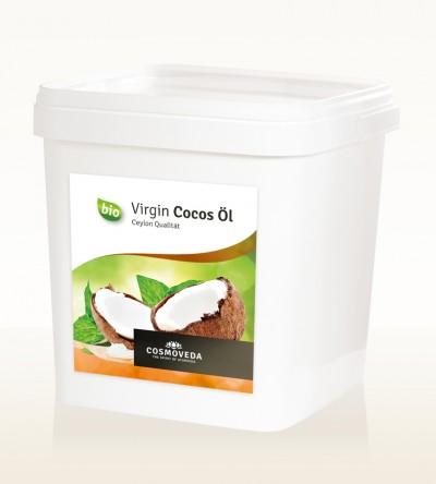 Organic Virgin Coconut Oil 5000ml
