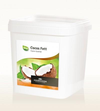 Organic Coconut Oil 4,5kg