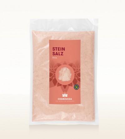 Steinsalz fein 1kg