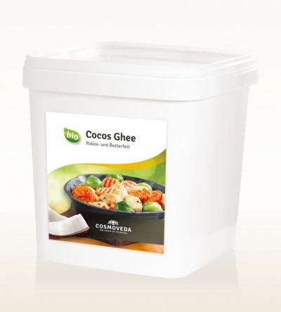 Organic Coconut Ghee 4,5kg