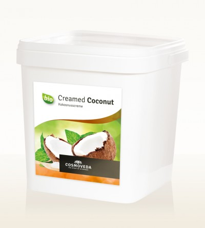 Organic Creamed Coconut 5kg