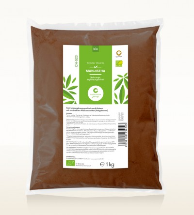 Organic Manjistha Churna 1kg