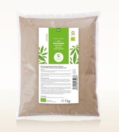 Organic Shatavari Churna 1kg